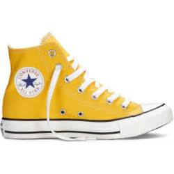 Shoes Yellow Best 25 Yellow Sneakers Ideas On Sk8 Hi