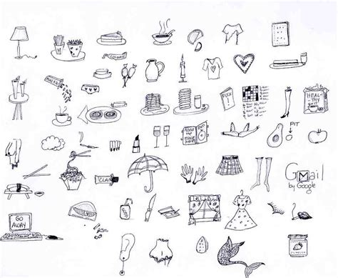 how to create doodle like some stuff fancy doodles