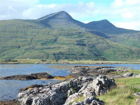 benjamin more bbc scotland island blogging mountainman