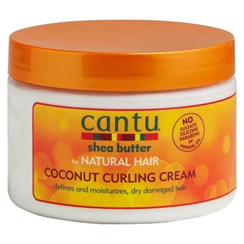 styling products for afro american fine hair cantu coconut curling cream target