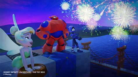 Disney Infinity 2 0 Hiro disney infinity 2 0 hiro and baymax figures from big