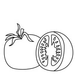 tomato color coloring pages eat and drink free downloads