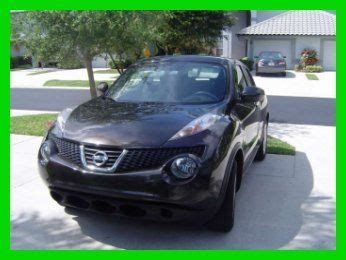 repair anti lock braking 2012 nissan juke security system find used 2012 nissan juke s black awd turbo automatic 5 500 miles in el segundo california