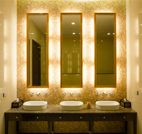 Vessel Sinks Bathroom Ideas Hidden Lighting To Illuminate Your Bathroom