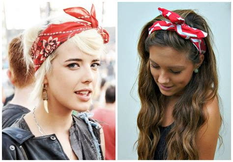 Hairstyles With Bandanas by How To Leave Hairstyles With Bandanas Without Being