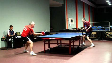 pagano tennis tavolo tennis tavolo ping pong mauro sanguineti vs maurizio
