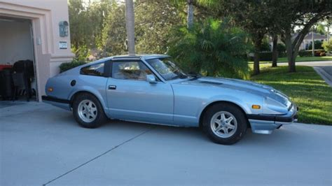 restored datsun restored like new 1983 datsun 280zx 2 door coup for sale