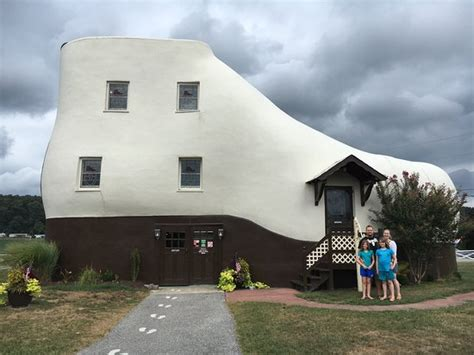 shoe house pennsylvania united states shoe house from outside picture of haines shoe house hellam tripadvisor