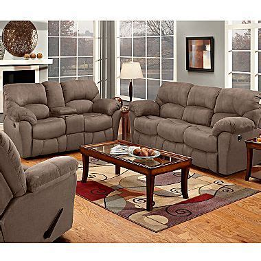 Sofas Jcpenney by Sectionals Phundamentals Reclining Sofas Jcpenney