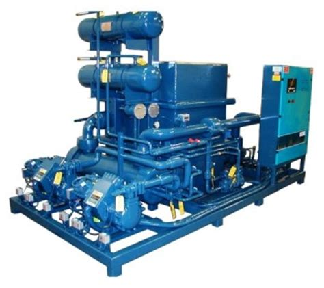 indoor air cooled chiller packages | berg chilling systems