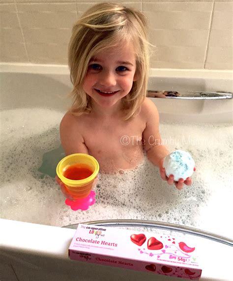 valentine s day bath