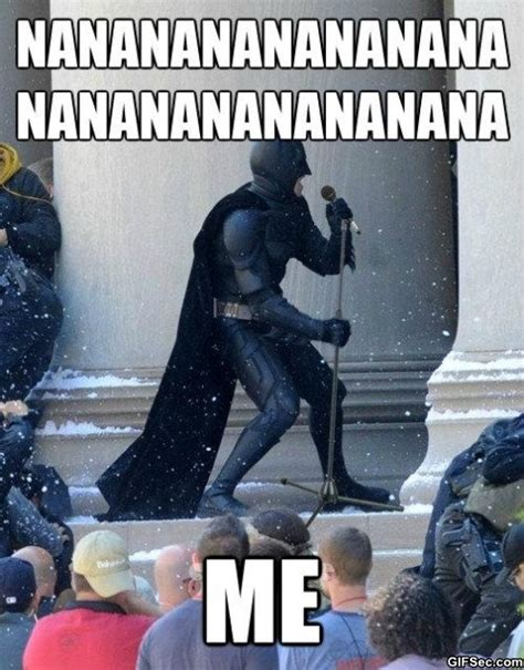Funny Batman Memes - batman karaoke