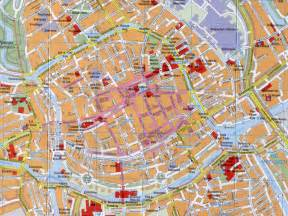 map of for groningen map of the city