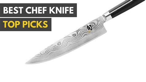 top ten kitchen knives best chef knife 2018 reviews and buyers guide