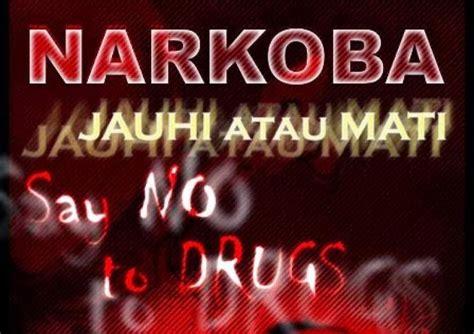 singkirkan narkoba  generasi muda penerus bangsa