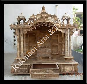code 7 wooden carved teakwood temple mandir furniture