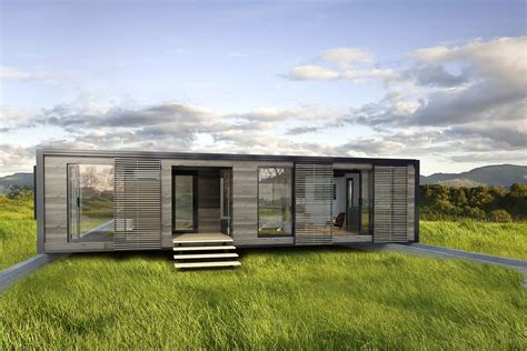 the modern house nice modern design of the prefab shipping container homes