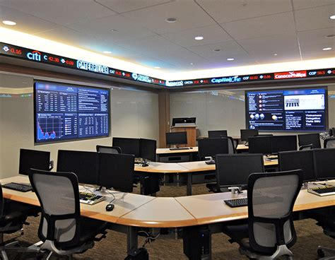 Trading Room by Comprehensive List Of Finance Labs And Trading
