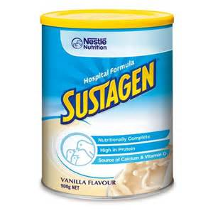 sustagen hospital formula vanilla powder 900g amcal chempro online chemist