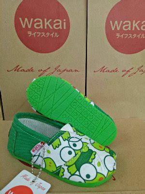 Sepatu Wakai Anak Original jual sepatu wakai anak kualitas premium grade original hijau di lapak sepatu bagus 07 fadmi