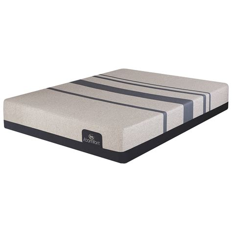 Make Memory Foam Mattress Firmer by Serta Icomfort Blue 300 Firm King Firm Gel Memory Foam
