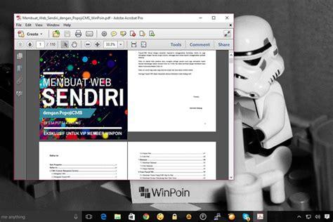 ebook cara membuat website gratis gratis ebook belajar membuat web sendiri dengan popojicms