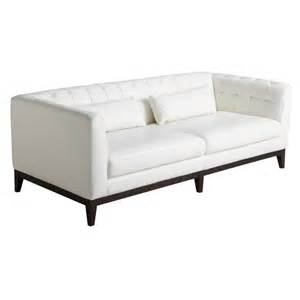 Buy Leather Sofa Randolph White Leather Sofa Buy Leather Sofas Living