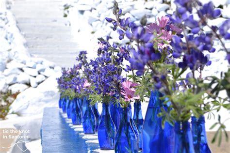 blue and purple wedding decorations wedding ideas