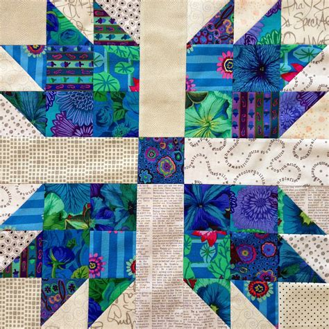 Paw Quilt by Wendy S Quilts And More Scrappy Paw Quilt