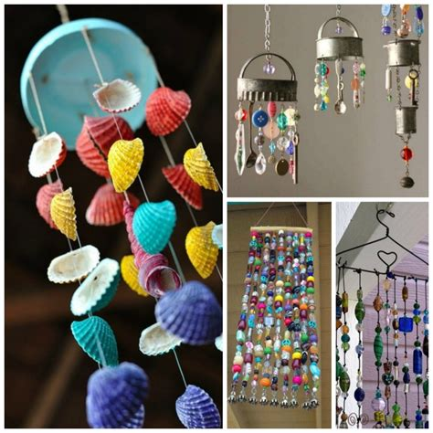 wind chime craft for wind chime crafts growing a jeweled