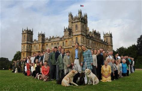 the real downton owners