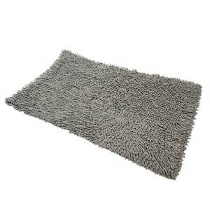 luxury chenille bath mat 100 cotton rug brand new bathroom