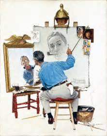 Norman Rockwell Was Gay, New Biography About Iconic Painter Suggests   NewNowNext