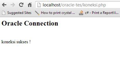 tutorial php oracle pdf tutorial oracle php contoh aplikasi crud php oracle