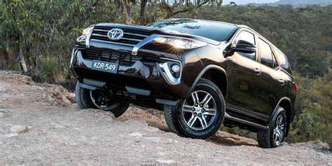 Fortuner For 2018 toyota fortuner pricing and specs photos