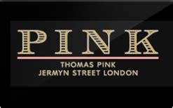 buy thomas pink gift cards raise - Thomas Pink Gift Card