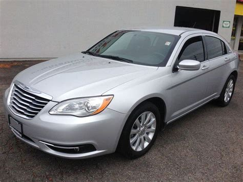 2012 Chrysler 200 Touring by Chrysler 200 Touring 2012 2017 2018 Best Cars Reviews