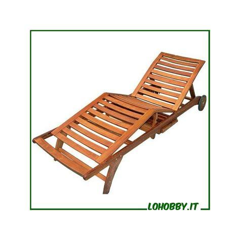 lettini da giardino in legno lettini prendisole da giardino in legno balau