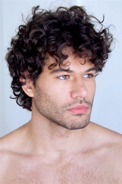 Curly Hairstyles For Men 2017 ? World Trends Fashion