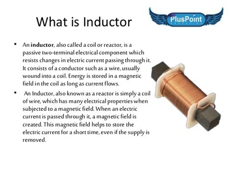 what is inductance in electrical inductor