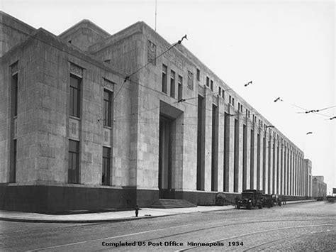 Minnetonka Post Office by United States Post Office Minneapolis Minnesota