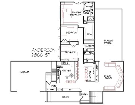 House Floor Plans 2000 Square Feet | 2000 square foot home plans 171 floor plans