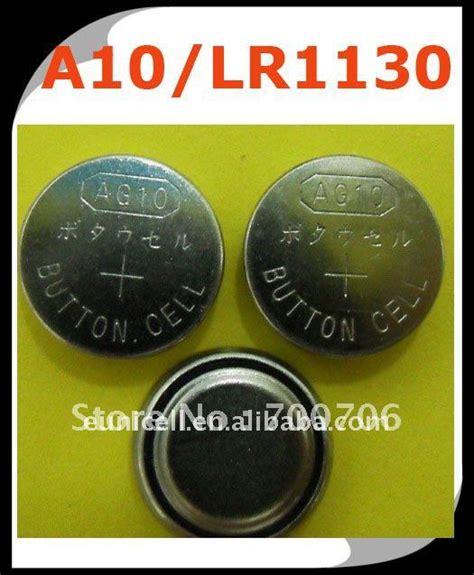 Baterai Jam Alkaline Lr1130 1 55v pile ag10 valoo fr