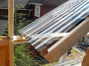 Clear Corrugated Roof Panels Clear Roofing Panels Polycarbonate Roof Fence Futons