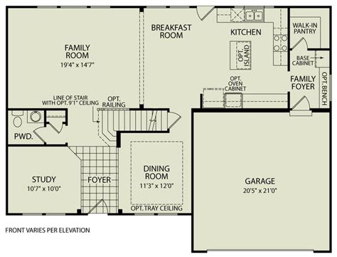 drees floor plans drees homes floor plans tn colinas ii 125 drees homes