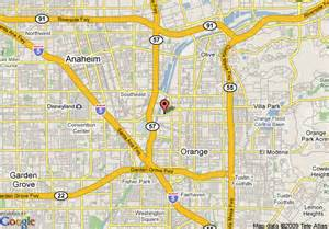 map of extended stay america orange county katella ave