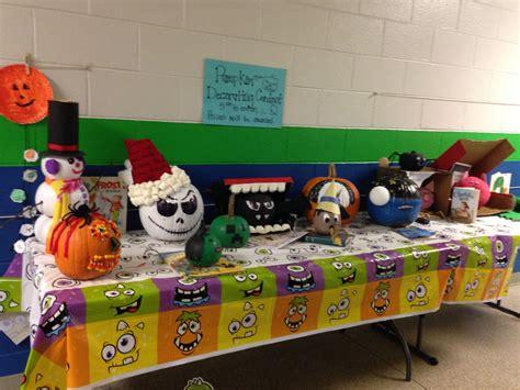 Sweepstake Winners - pumpkin painting contest winners meadowbrook elementary school