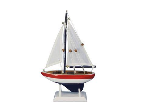 buy a boat los angeles buy wooden usa sailer model sailboat decoration 9 inch