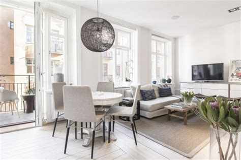 scandinavian apartment stylish and peaceful small scandinavian apartment digsdigs