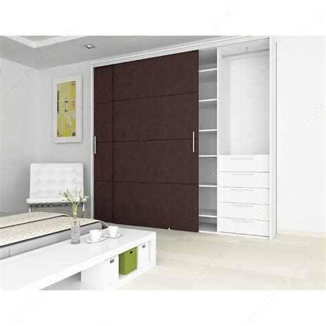 Interior Sliding Door Systems Ca 4585 Richelieu Hardware
